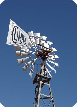 A Climax Windmill