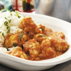 Quick white fish curry @ allrecipes.co.uk