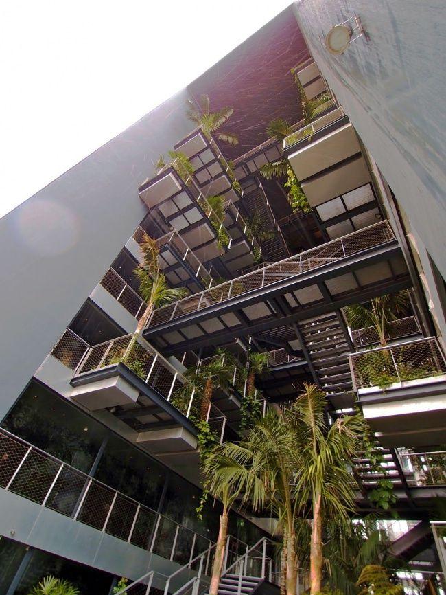 Renaissance Barcelona Fira Hotel by Jean Nouvel & Ribas & Ribas