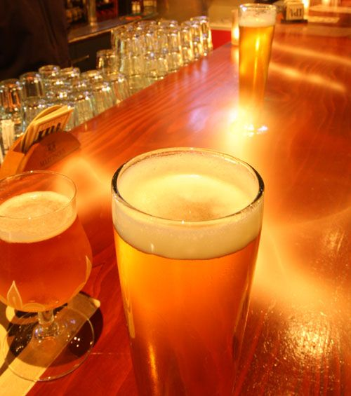 Monks Kettle in the Mission. We are SO going here this summer. The Monk's Kettle is an upscale neighborhood tavern in the Mission District that sets the standard in pairing beer with food. Focusing on craft beer and upscale American cuisine, we carry a comprehensive list of 200 rotating beers (24 drafts and 180 in the bottle, including 15 vintage selections from the cellar)  in a wide range of beer styles, but specializing in local and Belgian brews.