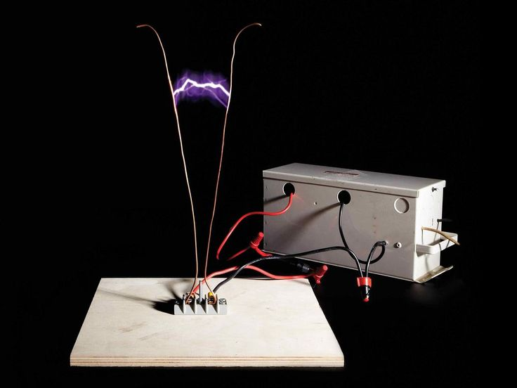 2342 best electronics images on pinterest consumer electronics do it yourself jacobs ladder electrical arcing spark gap device solutioingenieria Images