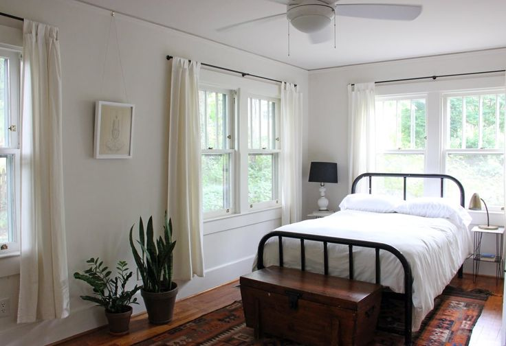 Laura and Blaine's Restful 1920s Asheville Home