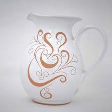 Ceramic, pottery, Pavoncella, Sardinia, Sardegna, ceramica