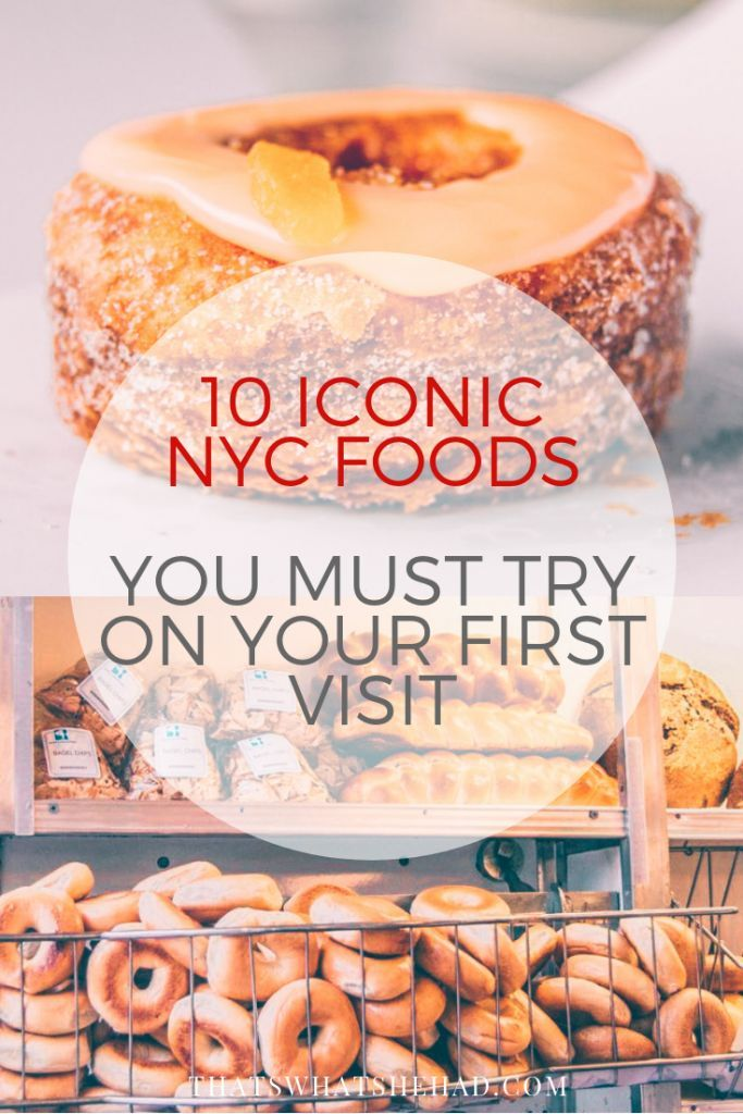 Iconic NYC restaurants you must visit on your firs…