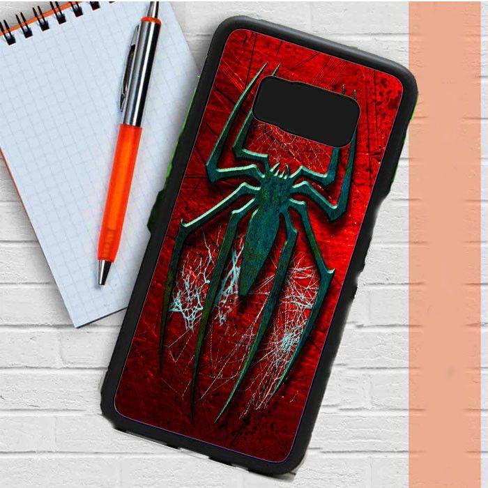 Spider Man Hive Logo Samsung Galaxy S8 Plus Case Casefreed