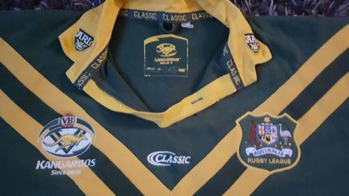 Australia #kangaroos #rugby league #shirt,  View more on the LINK: http://www.zeppy.io/product/gb/2/302195443355/