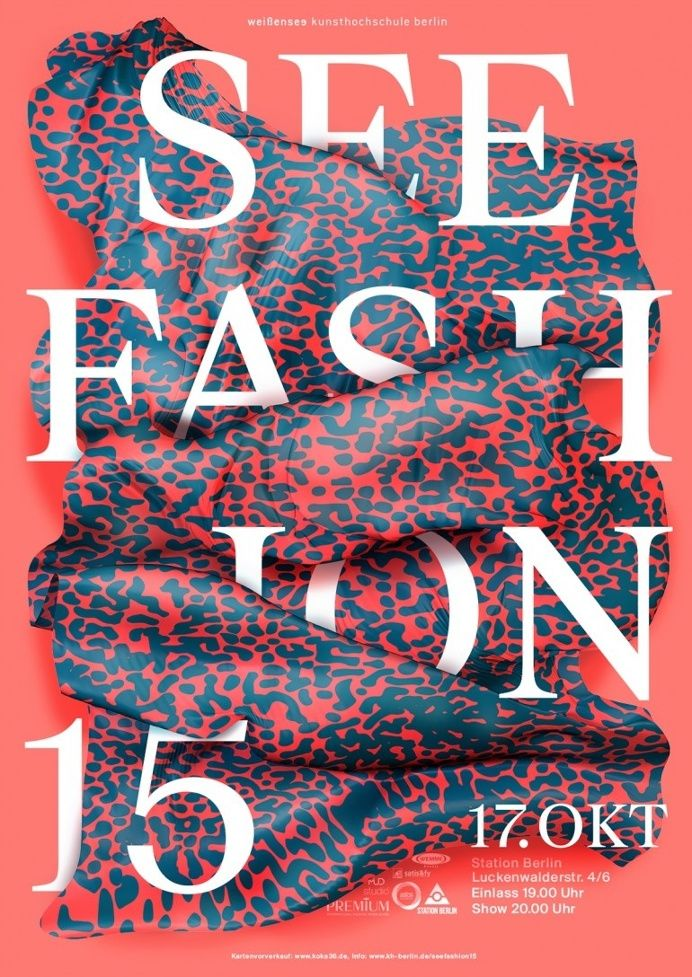 SEE FASHION 15 in Poster
