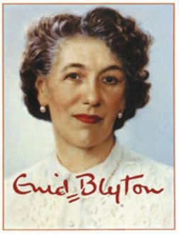 Enid Mary Blyton - we bet you've read her books!