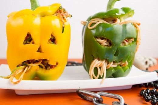 10 idées faciles pour un buffet d'Halloween à petit budget