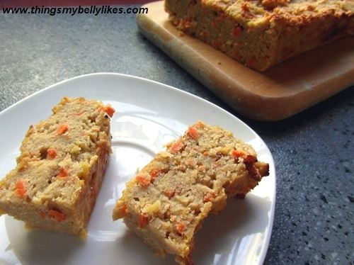Carrot & Squash Bread  @Things My Belly Likes  Thanks to Matt I'll need to give this a go. I shall have to goggle coconut flour first.....wonder if I can make my own in the Thermomix??