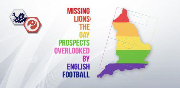 Missing Lions: The gay prospects overlooked by English football - http://www.squawka.com/news/missing-lions-gay-footballers-english-football/404919 #Pride2015 #LGBT #Football #Pride #Squawka