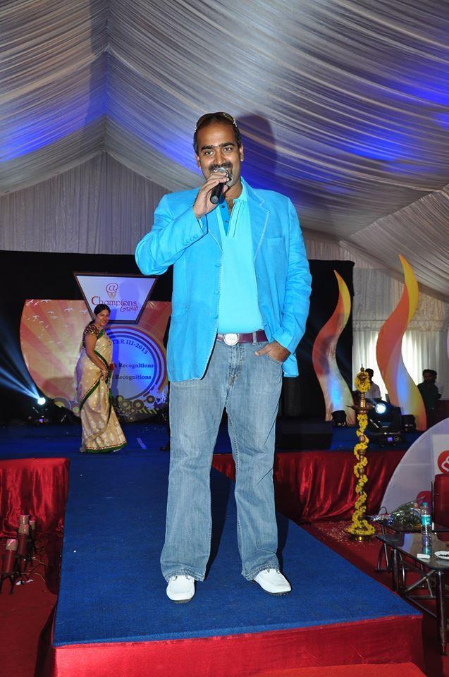 Chief Coach Rao