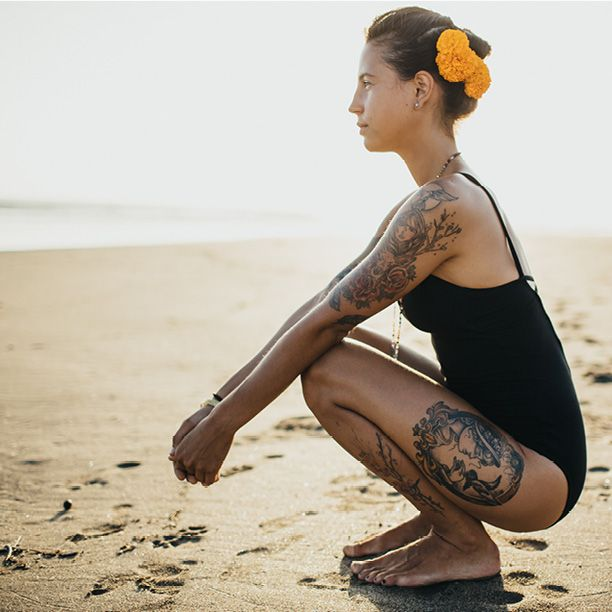 sneak peak of the new Lucu Summer Leotard available mid October at divinegoddess.net ~ #divineliving #yoga #athleisure