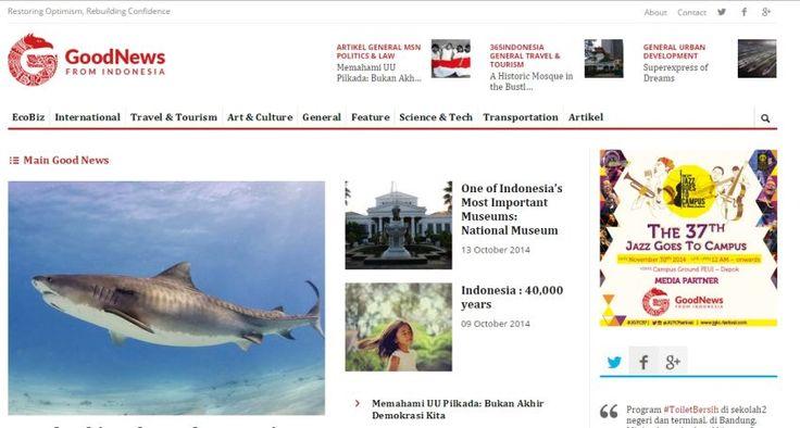Hal-hal baik dari Indonesia