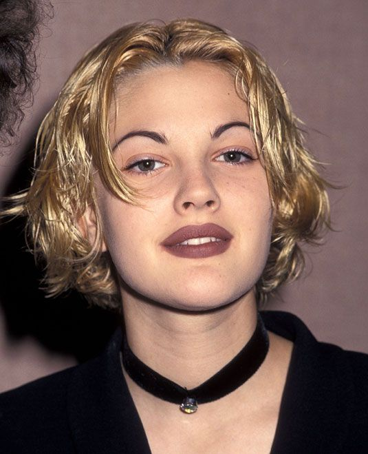 Beauty Looks From the Nineties - Hair and Makeup Trends You Forgot About - Cosmopolitan Also loved her and still do!