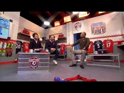 Des Walker tells a Brian Clough and John Fashanu story on The Fantasy Football Club - YouTube