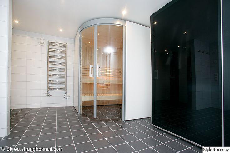 bastu,dusch,klinker,kakel,golv,spotlights,garderob,klädförvaring,bubbelpool,badkar,glas,dörrar