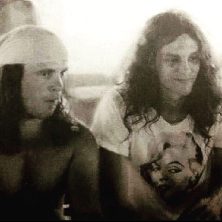 Ronnie Van Zant and Allen Collins