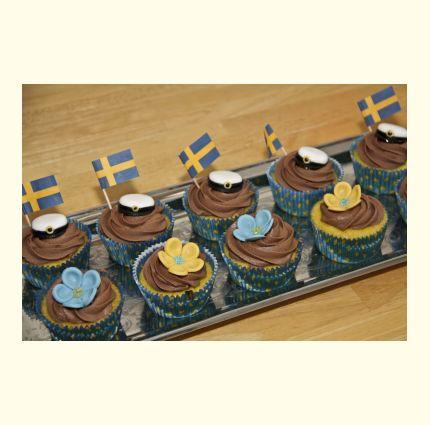 Rösta på Renée Johansson i Miss Cupcake 2014