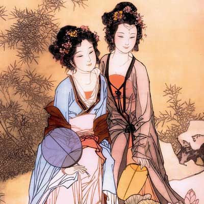 Introduction of Painting in Ancient China - Blog - Hilary Duf - 个人中心_Confucius Institute Online 网络孔子学院