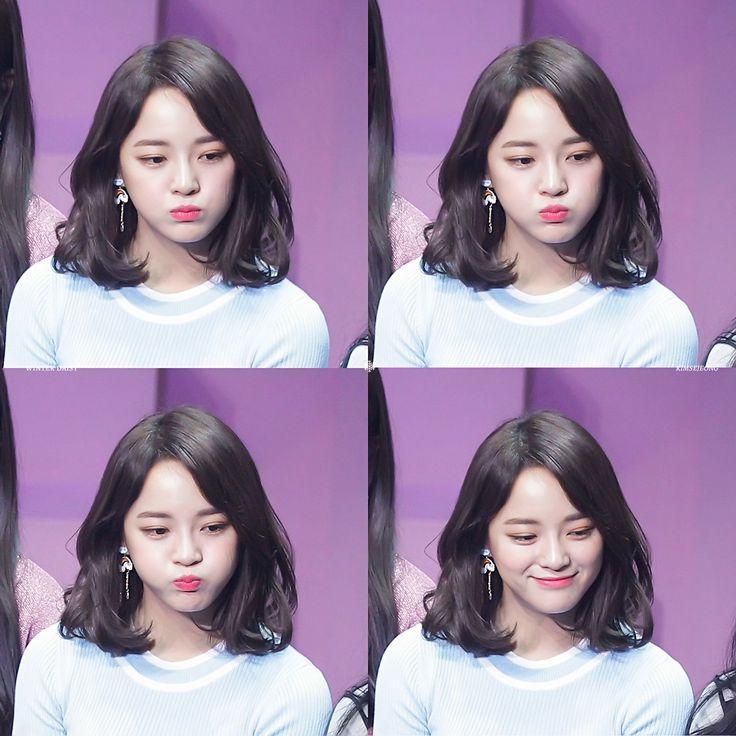 "170228 - Gugudan Kim Sejeong @ ""Act.2 Narcissus"" showcase (cr.WinterDaisY1204)   Twitter"