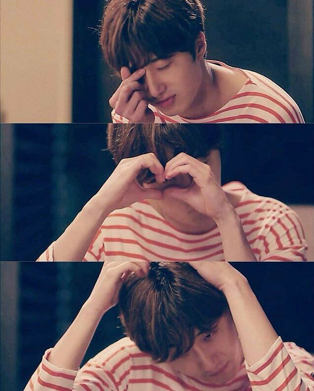Jung Il Woo  -  cinderella and the four knights