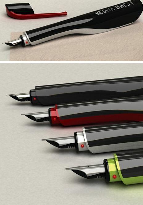 Creative Pens and Smart Pen Designs (15) 3