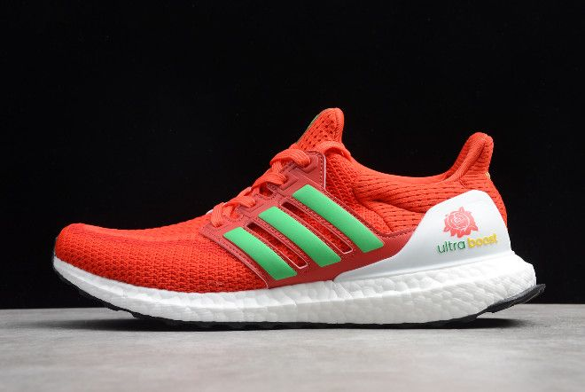 2020 Adidas Ultra Boost 2.0 Red/Green