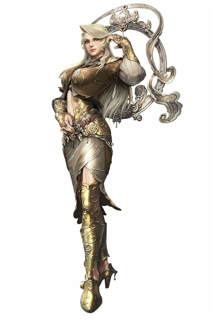 Olga--I voice this character in Asura's Wrath