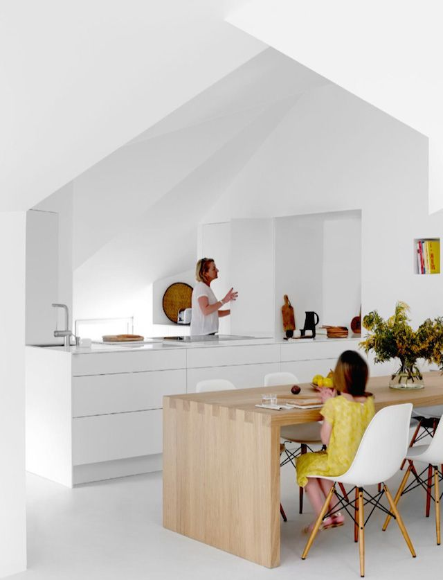 Visit   A Madrid rooftop home - French By Design