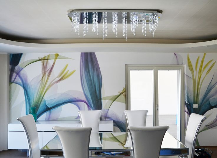 Ice : a new customizable solution , exclusive product with cristal elements