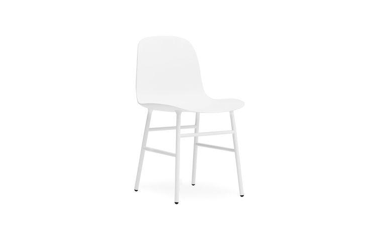 Form Chair white, Normann Copenhagen
