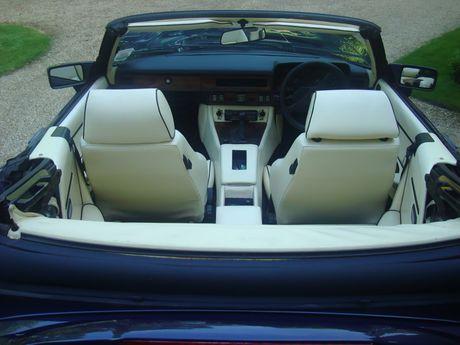 1990 Lister Jaguar XJ-S 7.0-Litre Le Mans Cabriolet - Silverstone Auctions