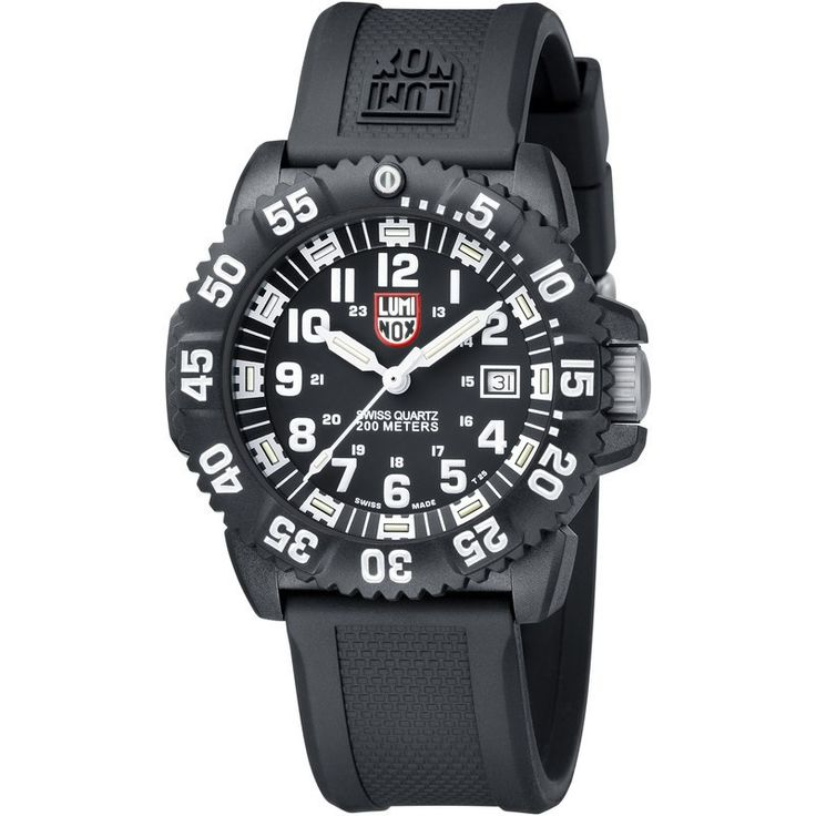 Luminox Sea Navy Seal Colormark 3051 Watch | 44mm