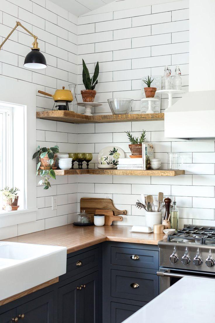 These Kitchen Trends Will Reign Supreme In 2020 In 2020 Eklektische Kuche Umbau Kleiner Kuche Kuchenrenovierung