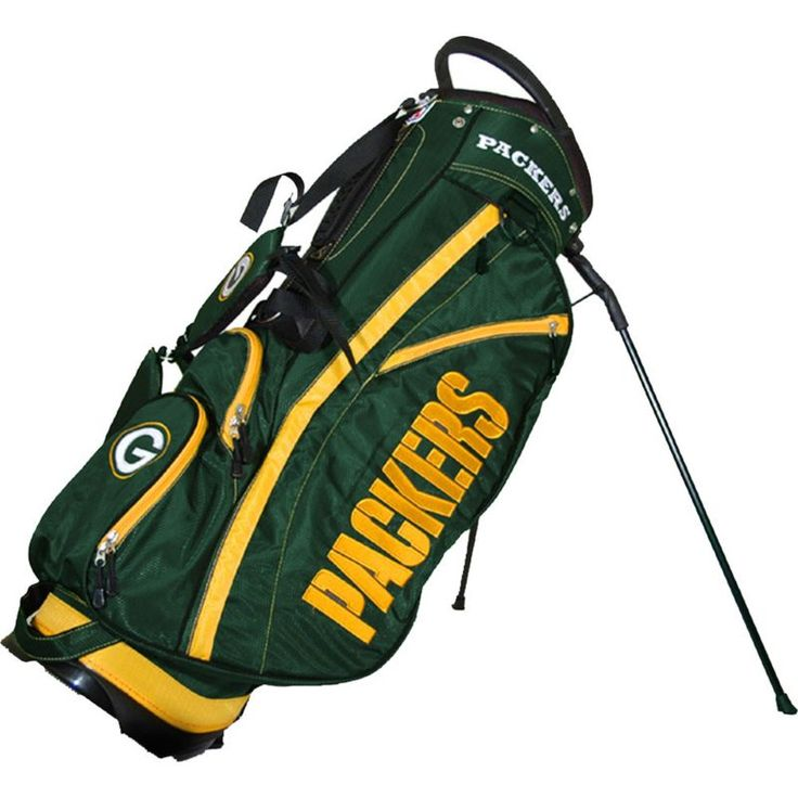 Team Golf Green Bay Fairway Stand Bag