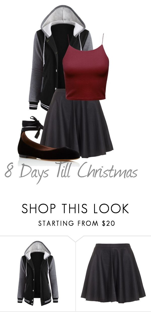"""8 Days Till Christmas"" by kitten-826 on Polyvore featuring Joie and Tabitha Simmons"