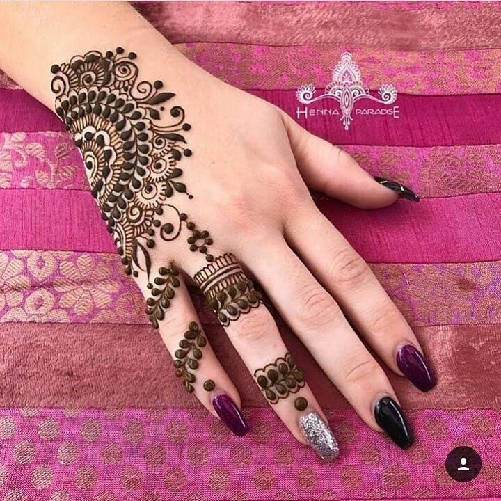 حنا اجمل نقش حنا نقش حنا نقشات نقشات حنا حنه حنايه محنيه صور حنا حنا خليجي حنا امار Finger Henna Designs Beautiful Henna Designs Small Henna Designs