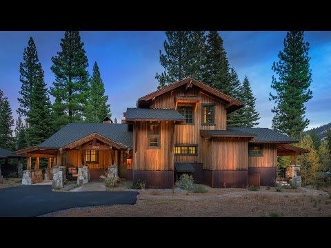 141 best images about cabin exteriors on pinterest for Luxury homes for sale in lake tahoe