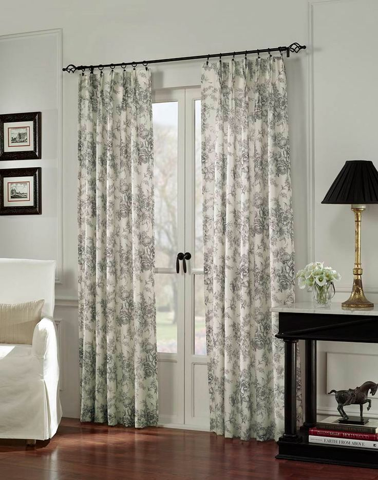 Drapes For French Doors