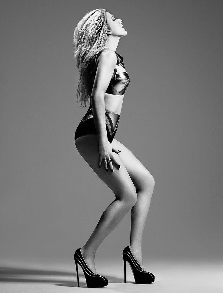 Элли Голдинг — Фотосессия для «Attitude» 2013 – 4