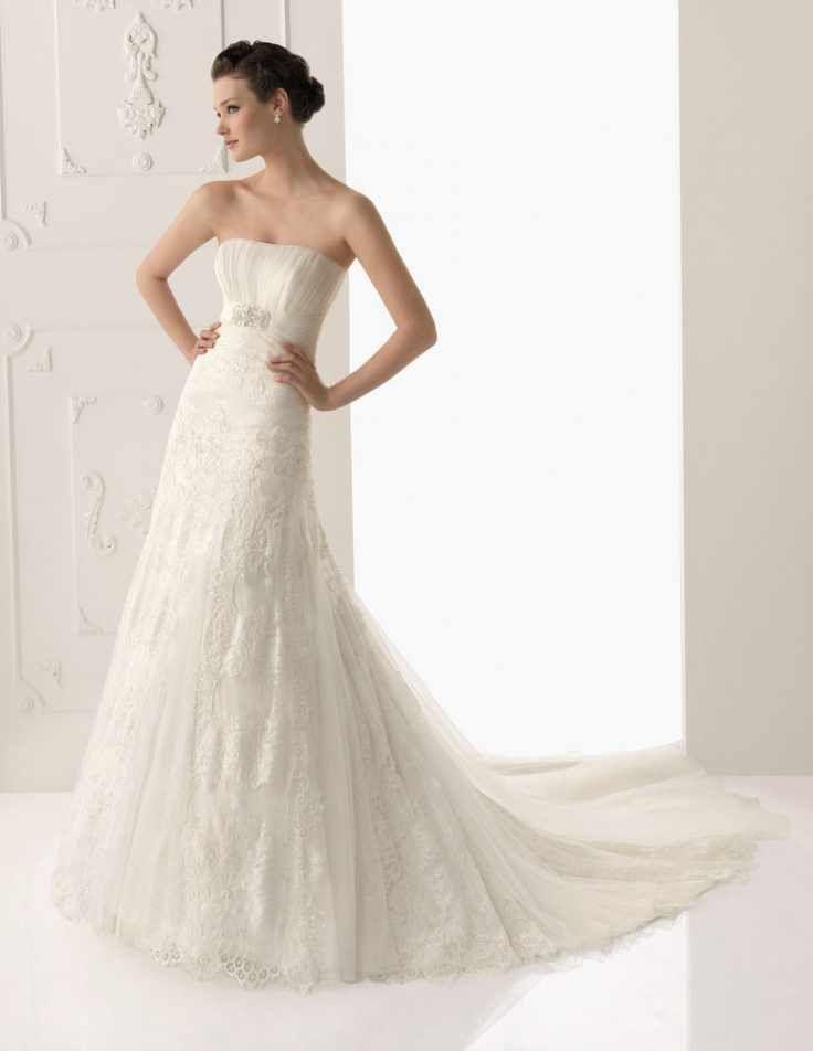 Alma Novia Wedding Dresses - MODwedding