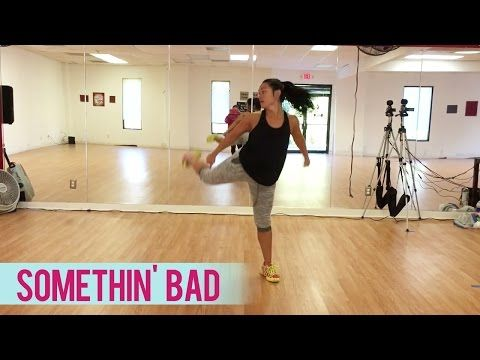 Miranda Lambert - Somethin' Bad ft. Carrie Underwood (Dance Fitness with Jessica) - YouTube (Legs)
