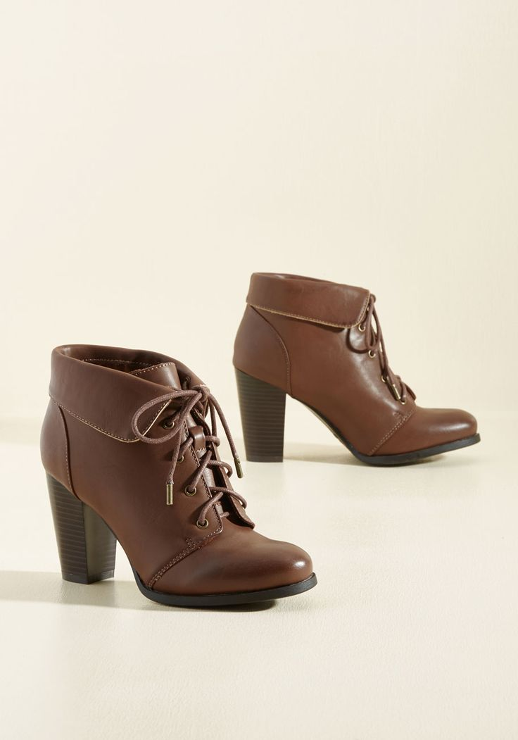 Well-Versatile in Style Bootie, @ModCloth