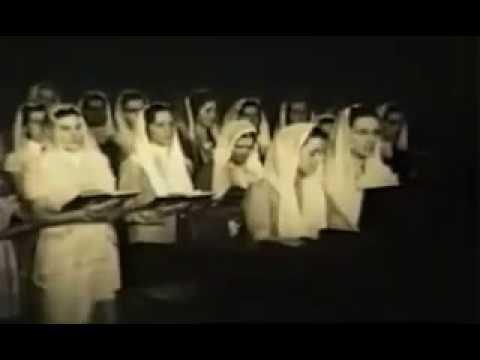VIDEO DA ABERTURA DA CCB BRAS EM 1954