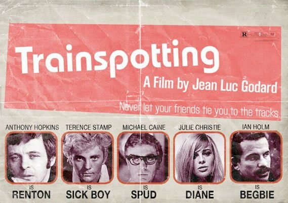 What If : Trainspotting