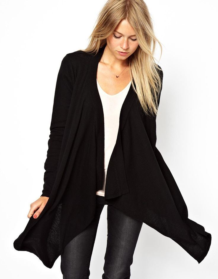 82 best waterfall cardigans images on Pinterest | Waterfall ...