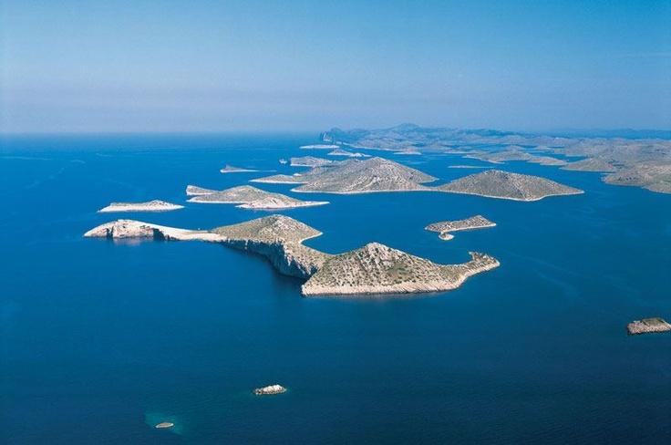 Dalmatian Islands KORNATI