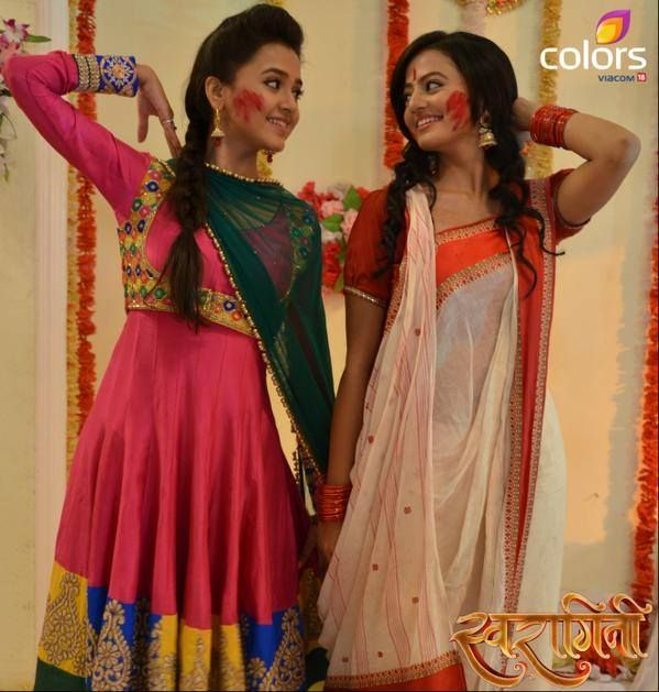 Yeah! Romantic time ahead in Colors' Swaragini : Tv Talks