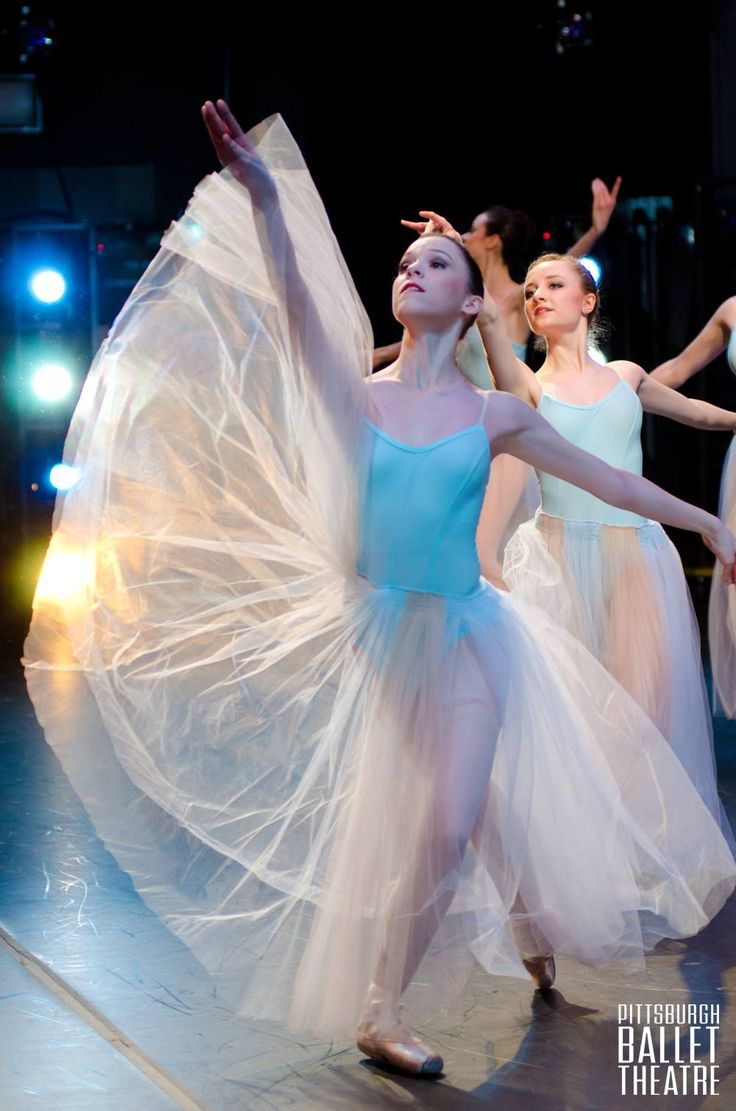 """It's #TutuTuesday! Here's one from George Balanchine's sublime """"Serenade."""" Artist: Molly Wright Photo by: Aimee DiAndrea"""